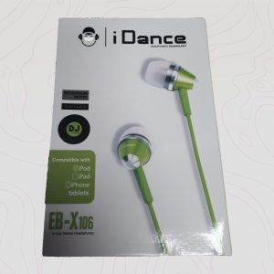 iDance EB-X106 - Слушалки 3.5mm